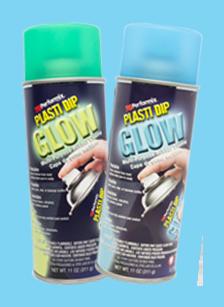 Plasti Dip Glow Effekt